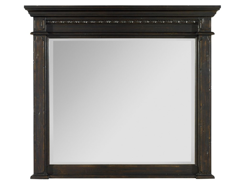 Hooker Furniture TrevisoMantle Landscape Mirror