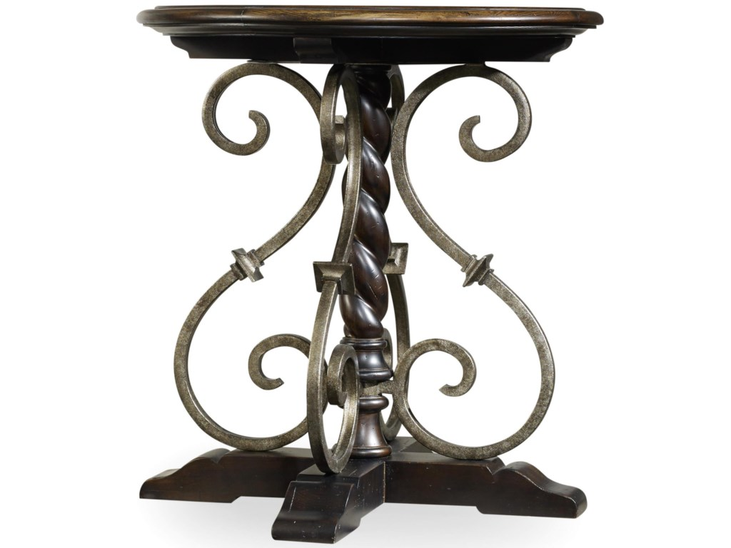 Hooker Furniture TrevisoRound Nightstand