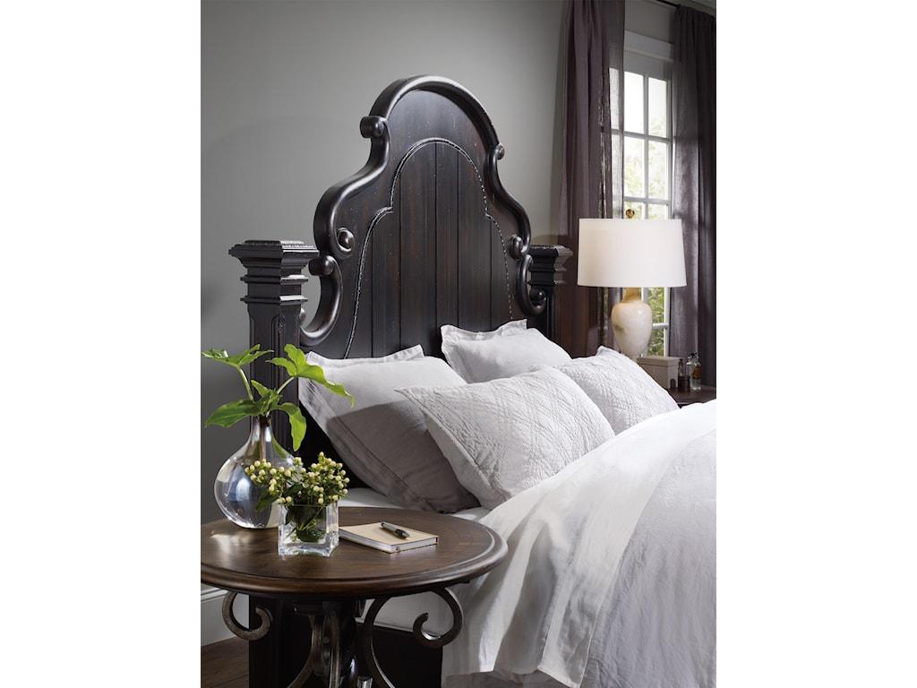 Hooker Furniture TrevisoRound Nightstand