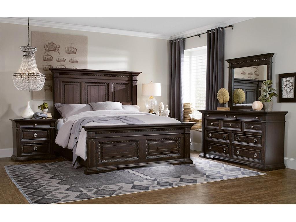 hooker beds bedroom landing dressers page furniture nightstands inc