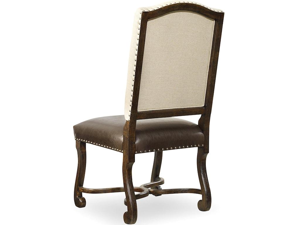 Hooker Furniture TrevisoCamelback Side Chair