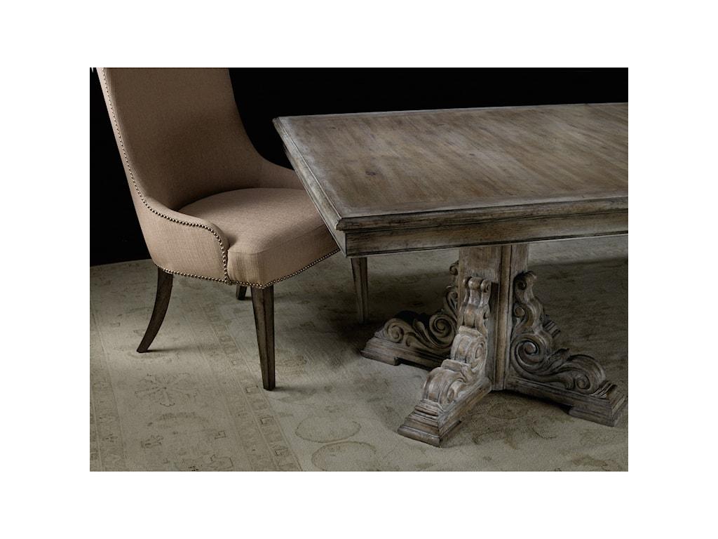 Hooker Furniture True VintageRectangle Dining Table