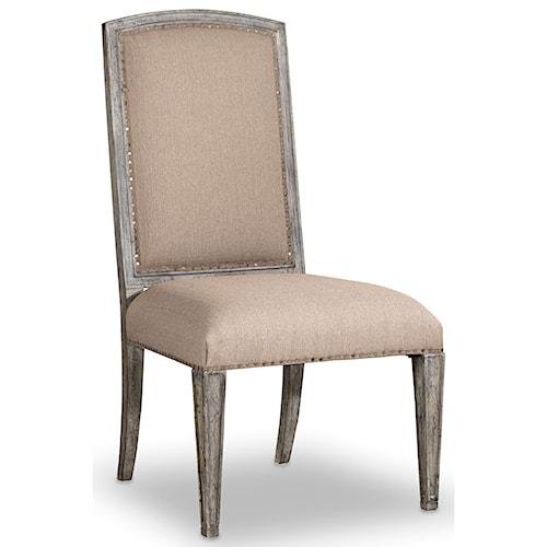 Hooker Furniture True Vintage Upholstered Side Chair