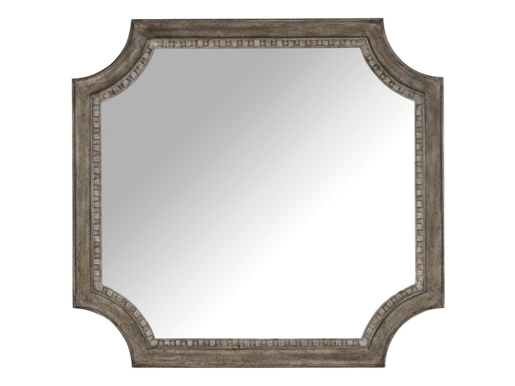 Hooker Furniture True VintageShaped Mirror