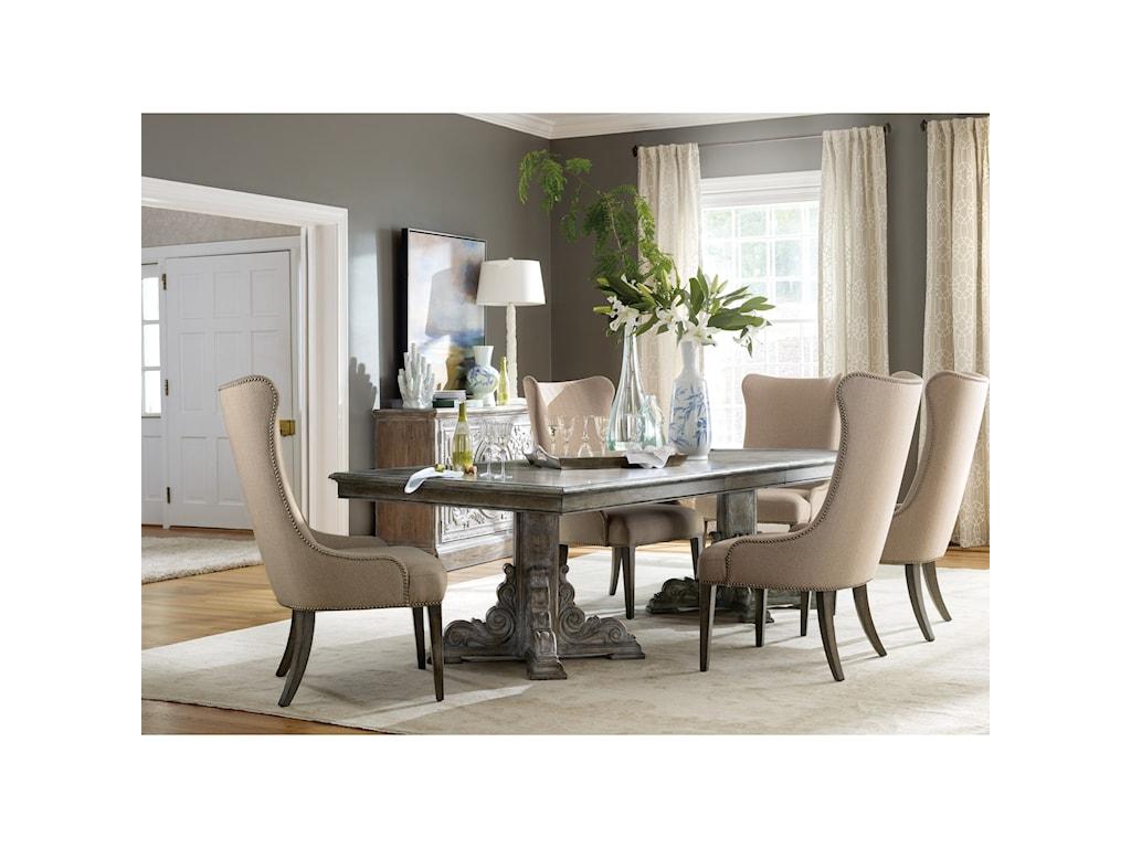 Hooker Furniture True VintageUpholstered Dining Chair