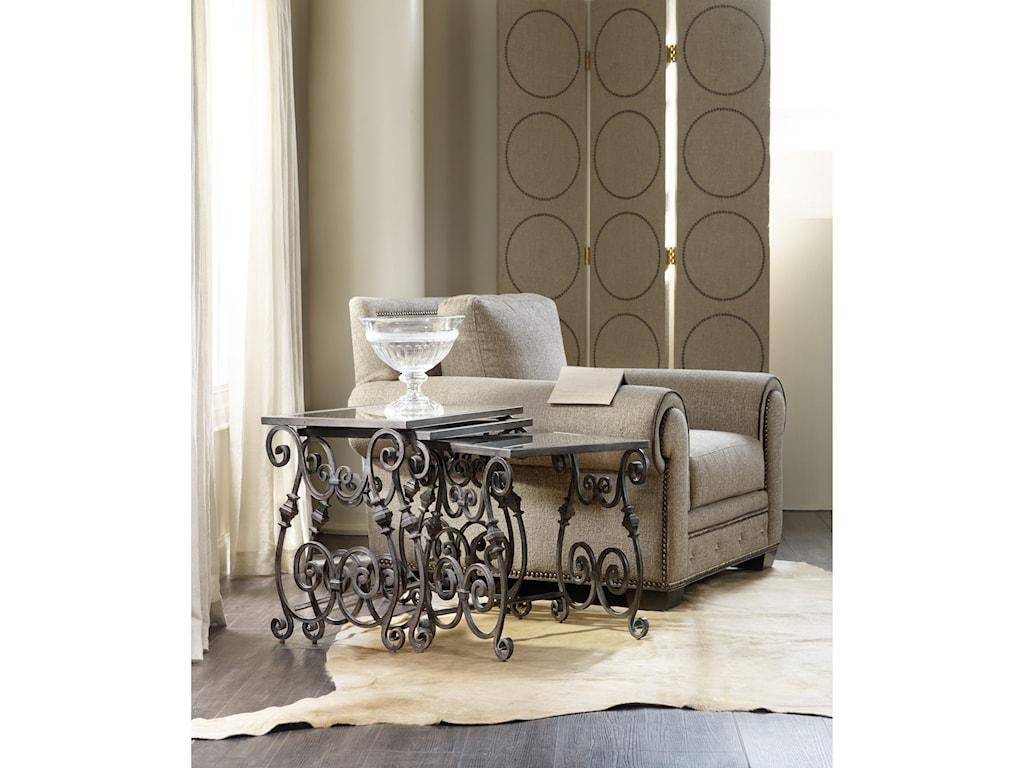 Hooker Furniture True VintageNest of Tables