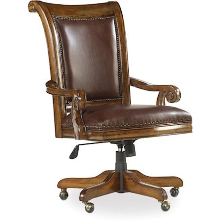 Tilt Swivel Chair