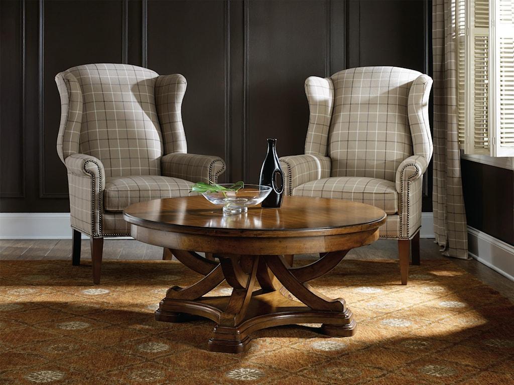 Hooker Furniture TynecastleCocktail Table