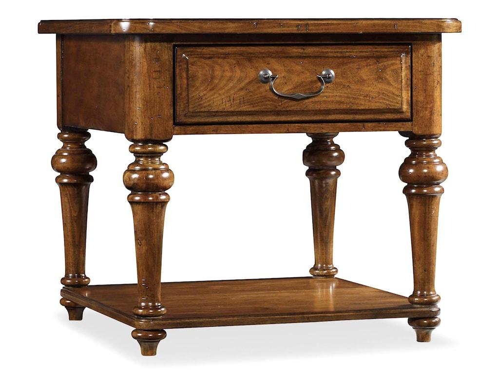 Hooker Furniture TynecastleLamp Table