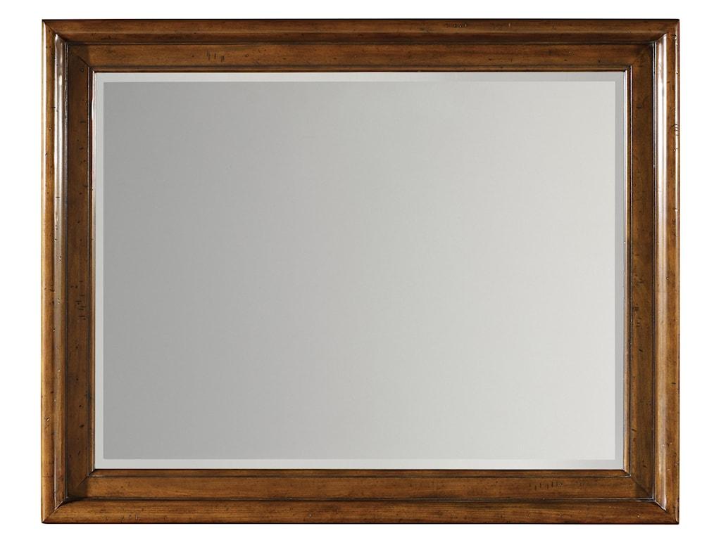 Hooker Furniture TynecastleDresser and Mirror Set
