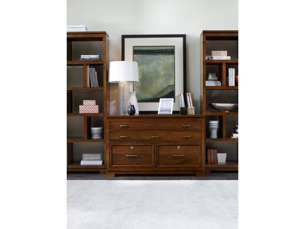 Hooker Furniture Viewpoint  Computer Credenza