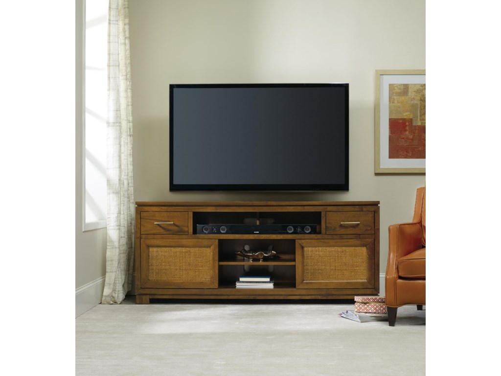 Hooker Furniture Viewpoint  72 Inch Entertainment Console