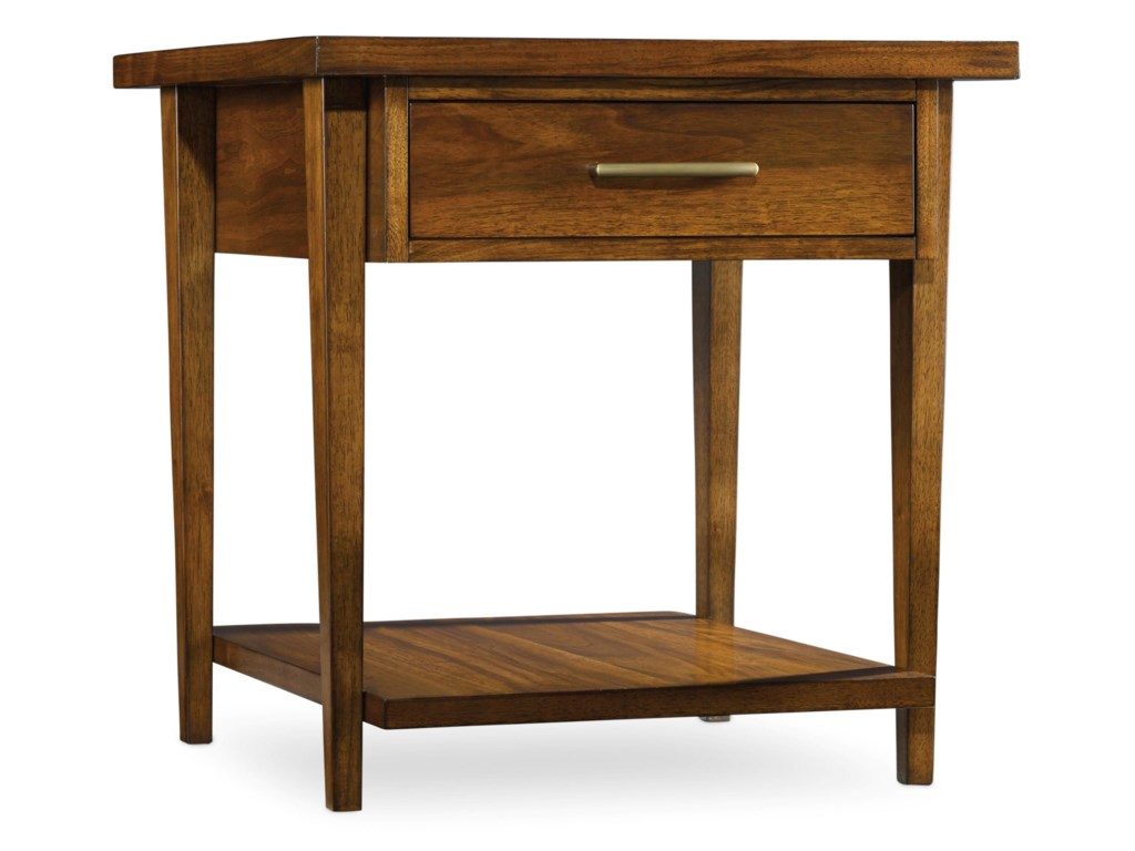 Hooker Furniture Viewpoint  End Table