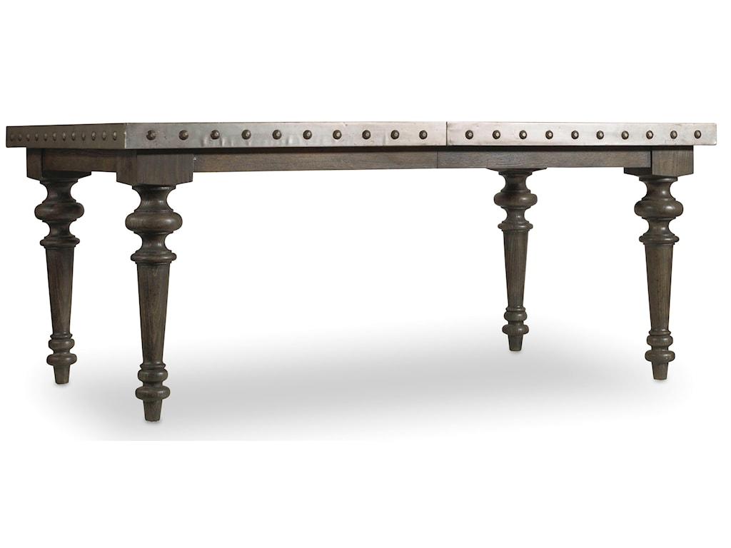 Hooker Furniture Vintage WestDining Table
