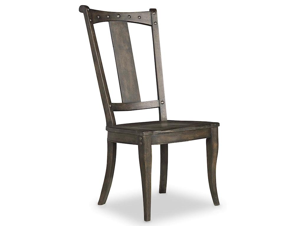 Hooker Furniture Vintage WestSplatback Side Chair