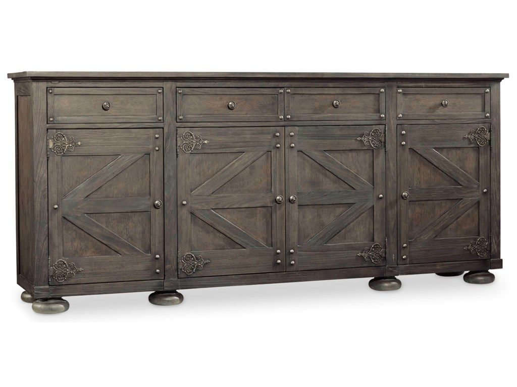 Hooker Furniture Vintage WestStorage Credenza
