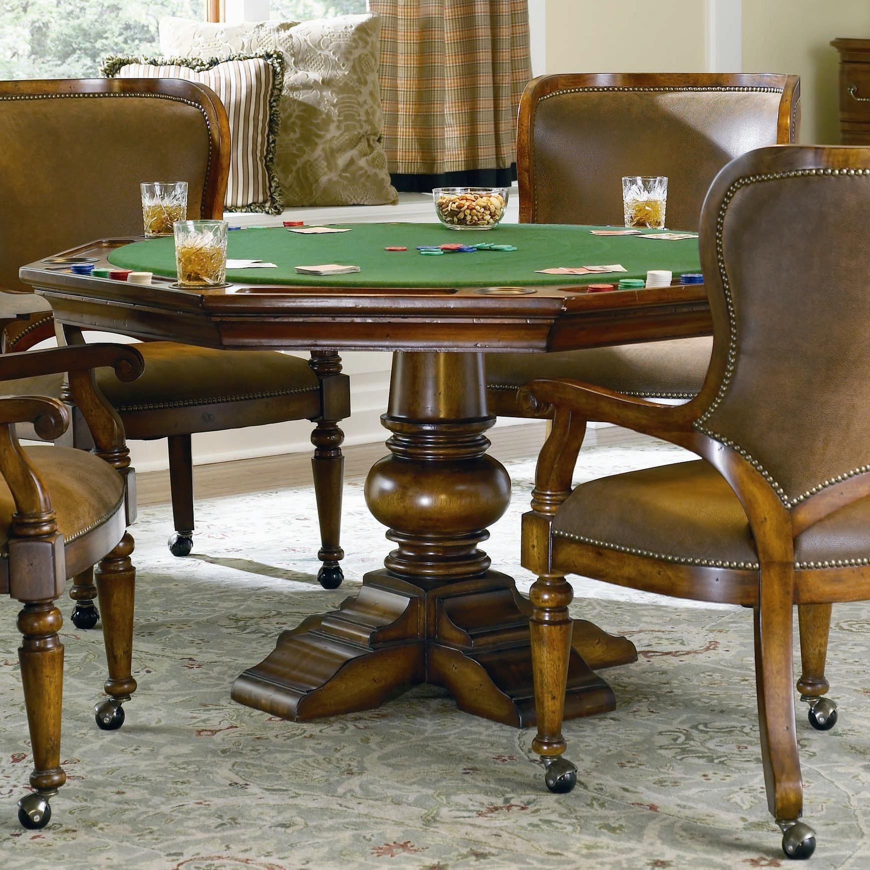 Hamilton Home Waverly Place Reversible Top Poker Table