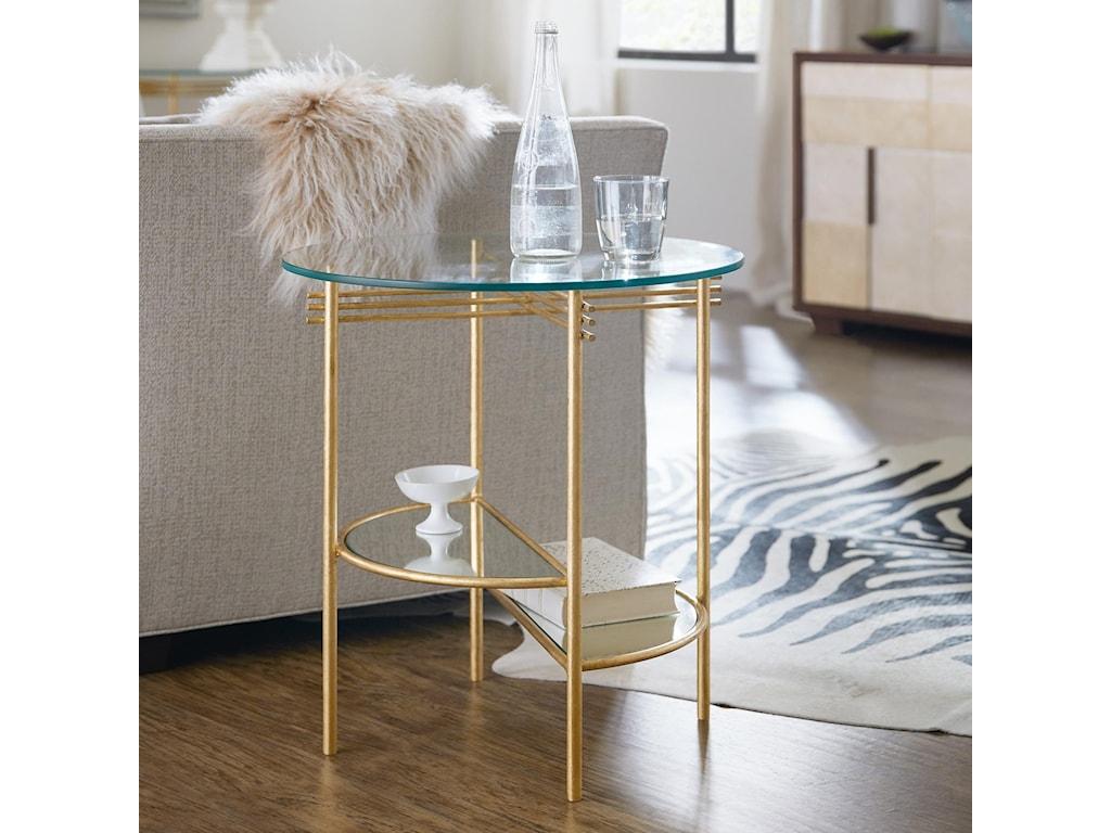 Hamilton Home Well BalancedRound End Table