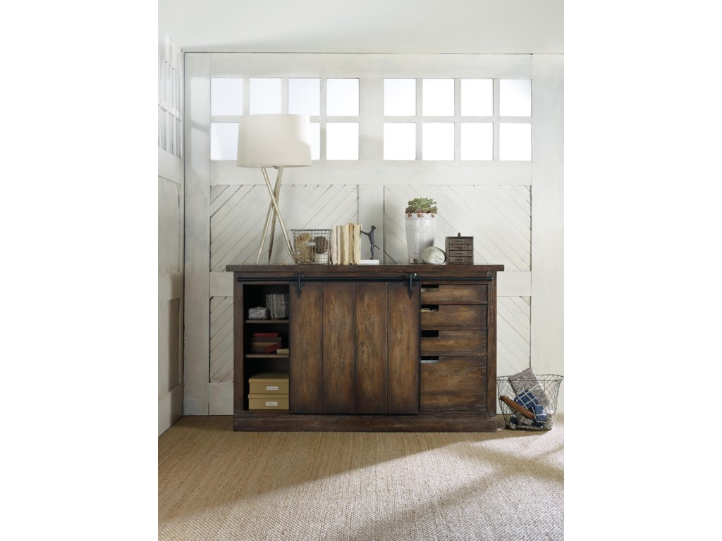 Hooker Furniture Willow BendTall Credenza