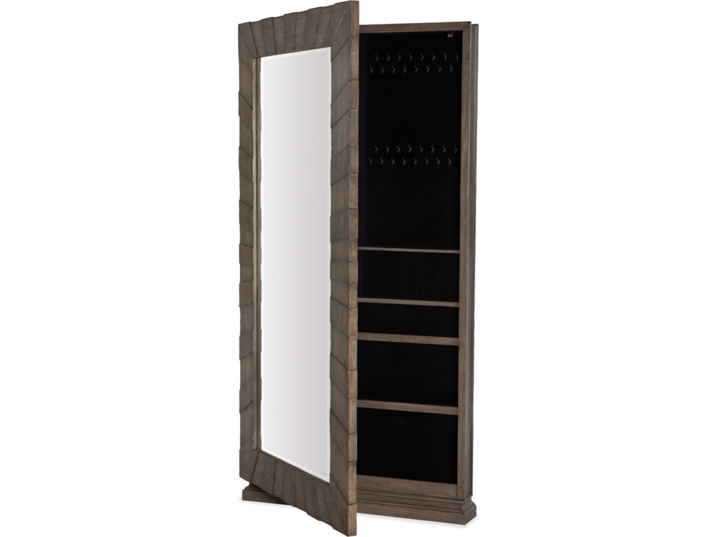 Hooker Furniture WoodlandsFloor Mirror