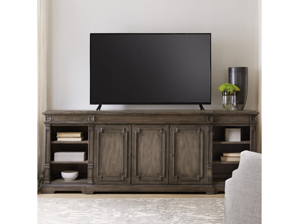 Hooker Furniture WoodlandsEntertainment Console