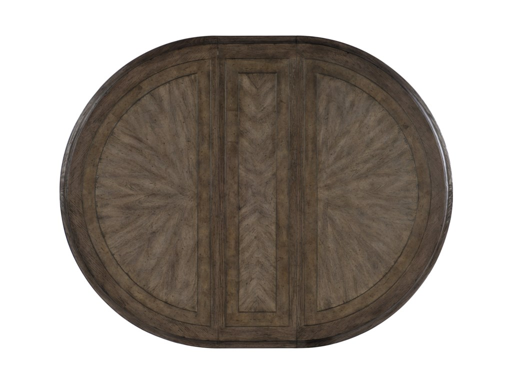 Hooker Furniture Woodlands48in Round Dining Table