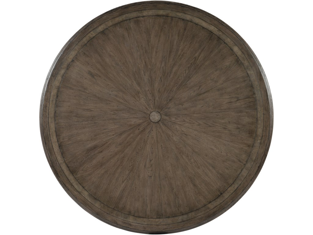 Hooker Furniture Woodlands72in Round Dining Table
