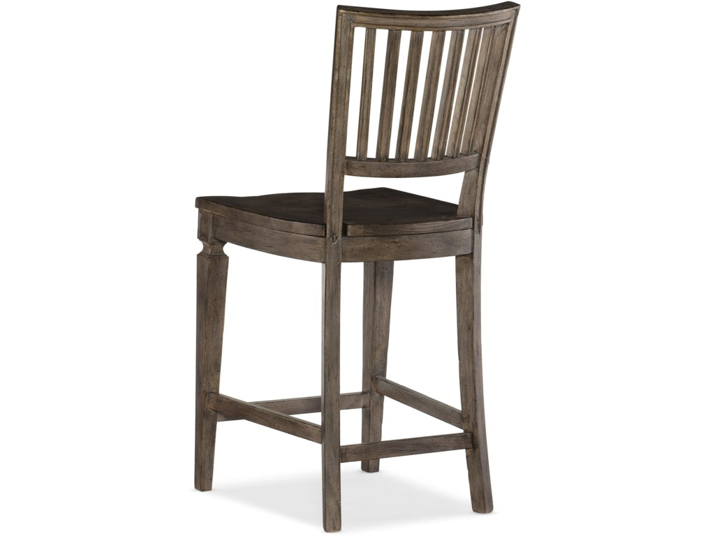 Hooker Furniture WoodlandsCounter Stool