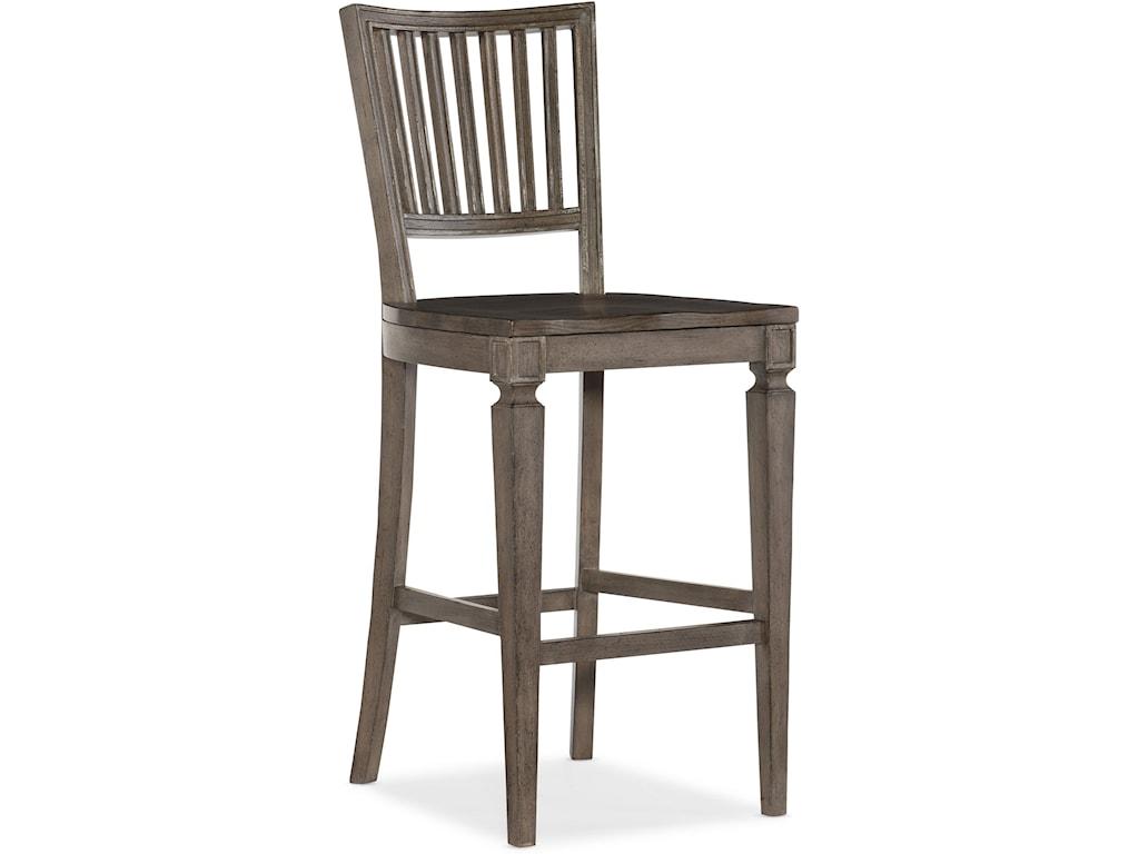 Hooker Furniture WoodlandsBar Stool