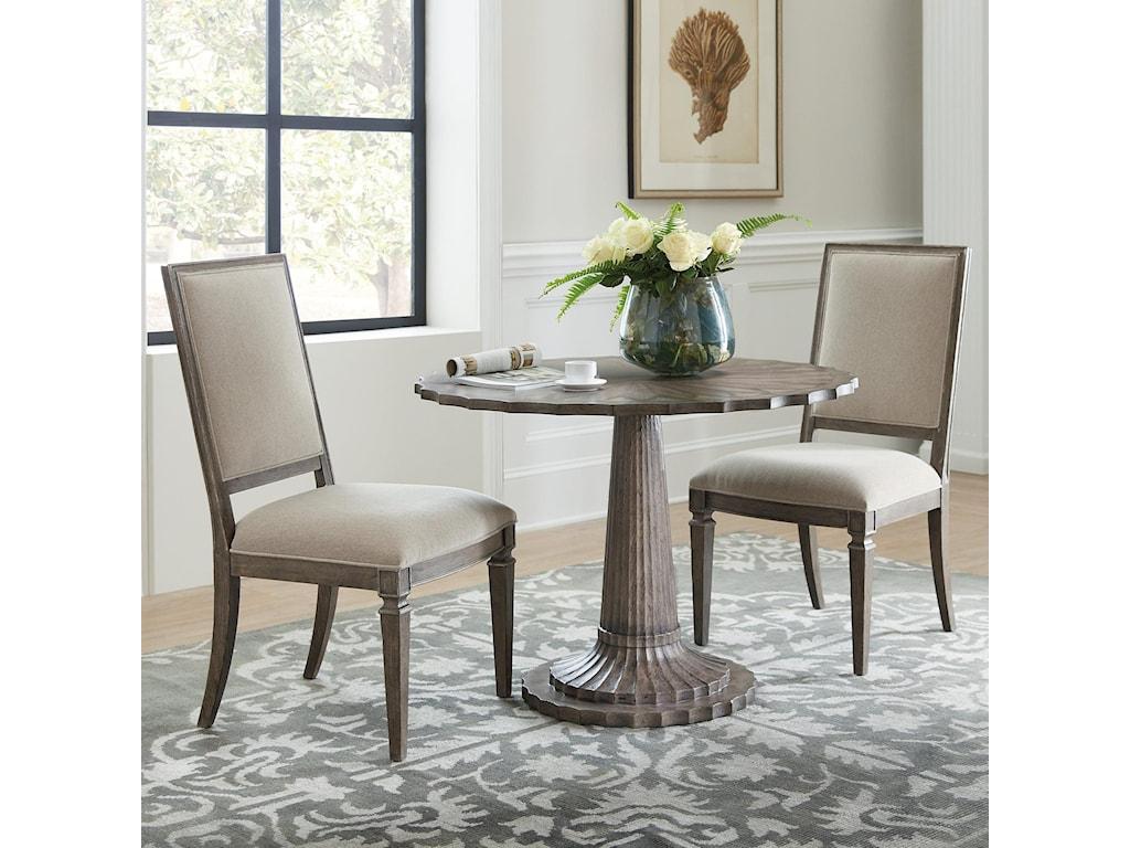 Hooker Furniture WoodlandsUpholstered Side Chair