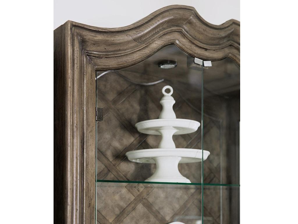 Hooker Furniture WoodlandsDisplay Cabinet