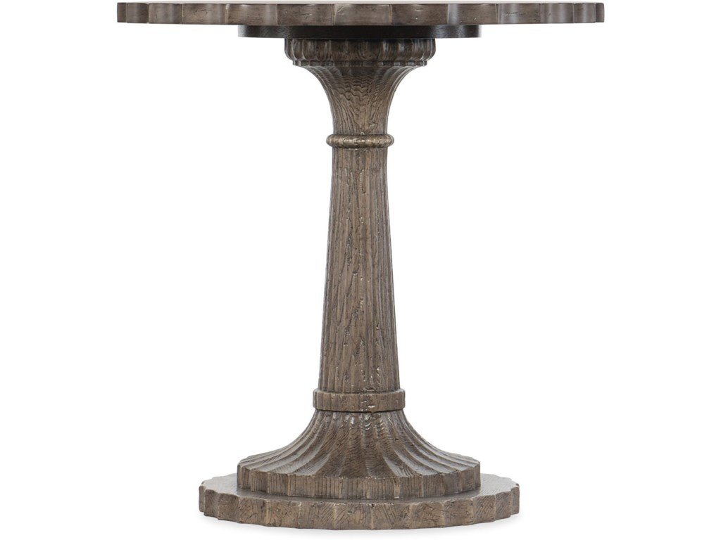 Hooker Furniture WoodlandsRound End Table