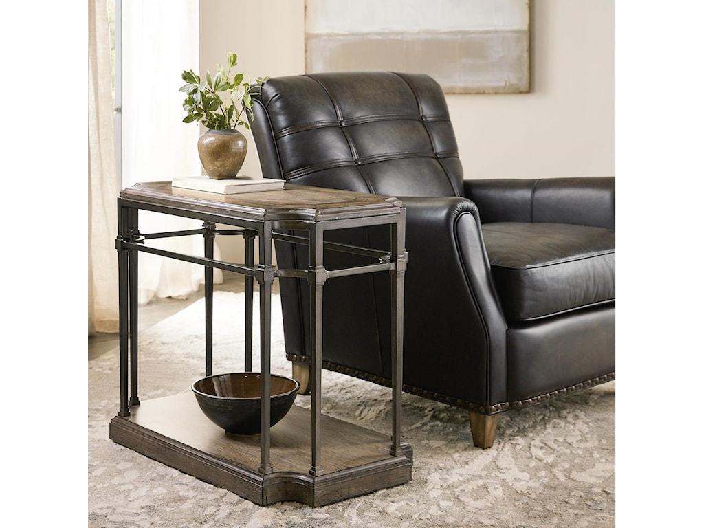 Hooker Furniture Woodlands8-Leg End Table