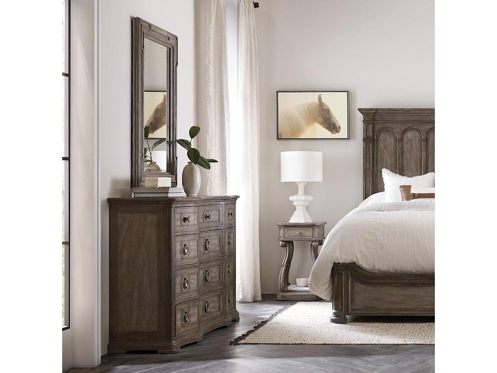 Hooker Furniture WoodlandsLandscape Mirror