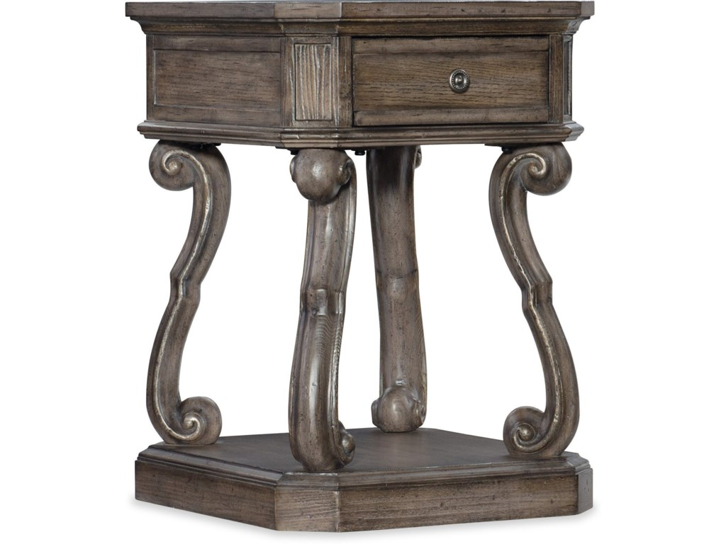 Hooker Furniture Woodlands1-Drawer Nightstand
