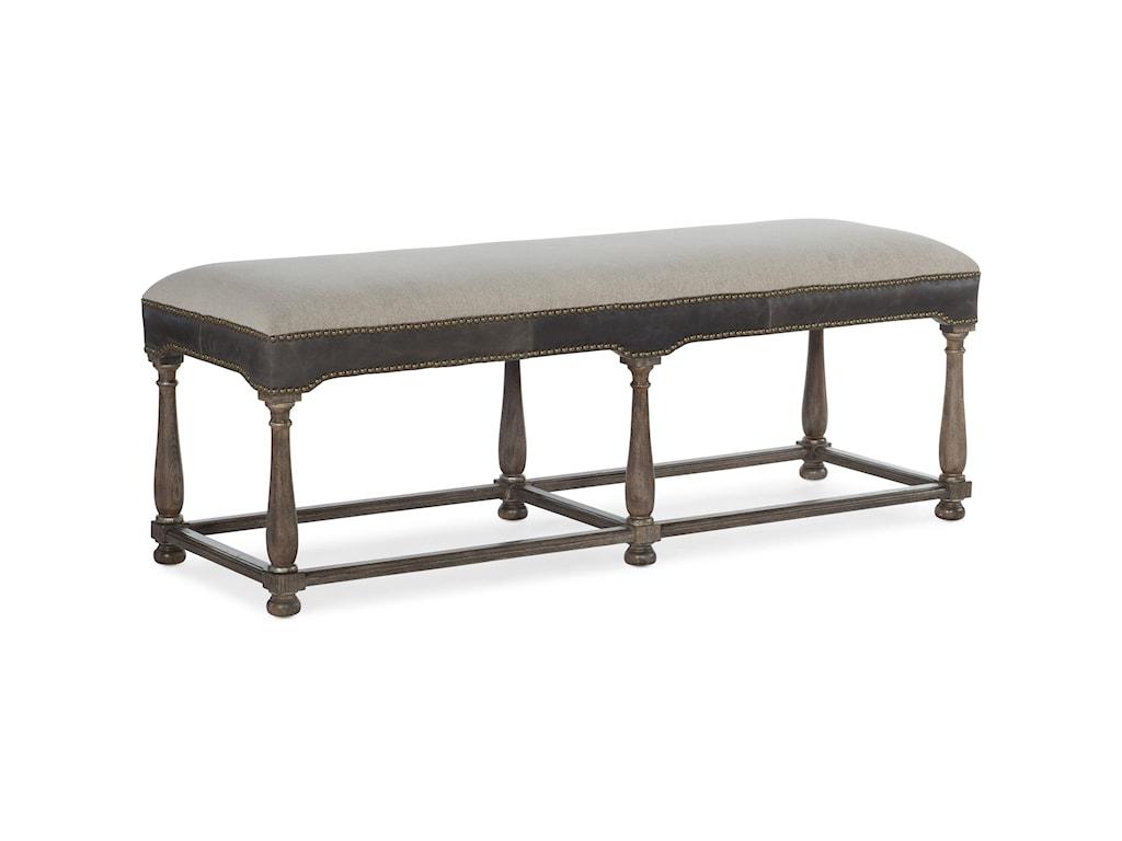 Hooker Furniture WoodlandsBed Bench