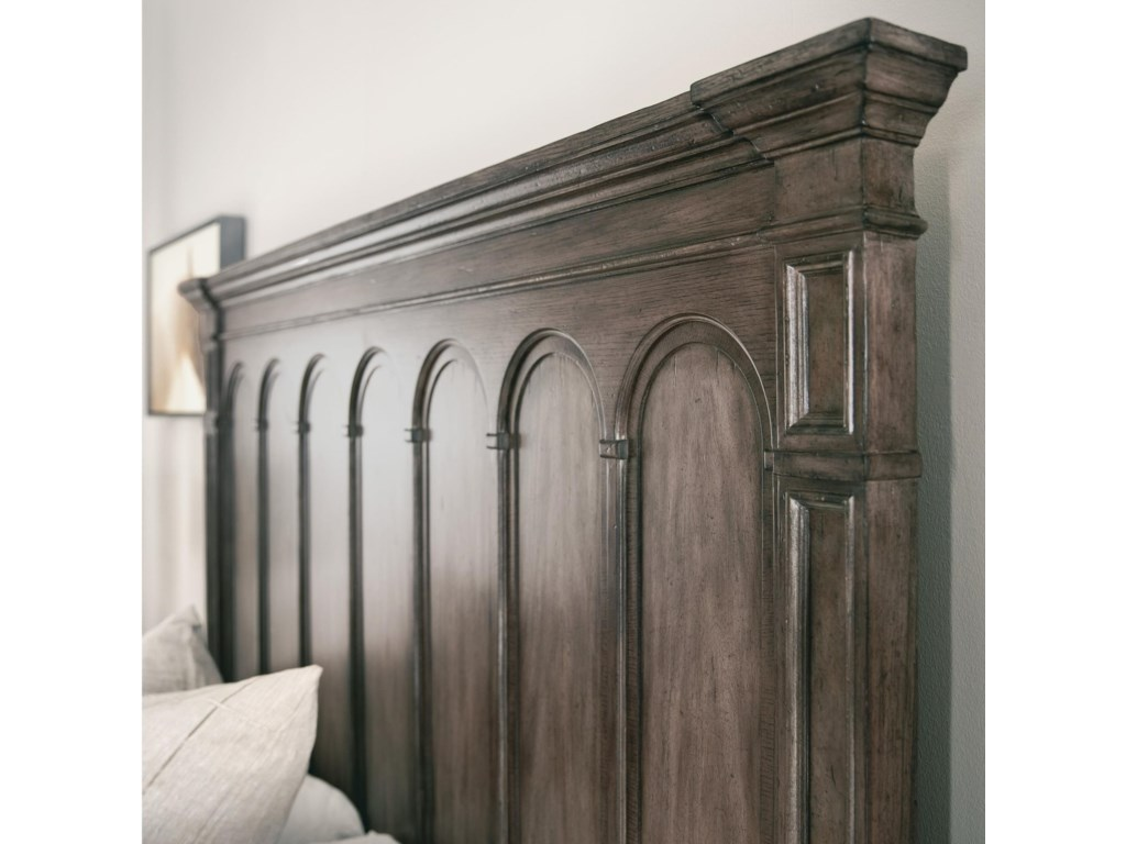 Hooker Furniture WoodlandsCalifornia King Panel Bed
