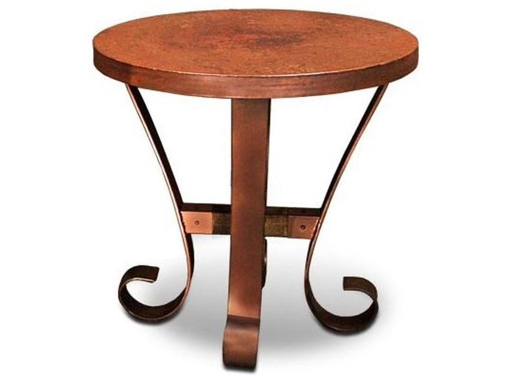 Horizon Home BarcelonaRound End Table