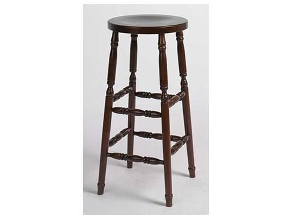 Horseshoe Bend Amish StoolsCustomizable Kitchen Stool 30