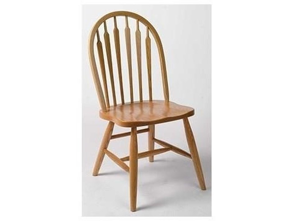 Horseshoe Bend ArrowbackCustomizable Low Back Side Chair
