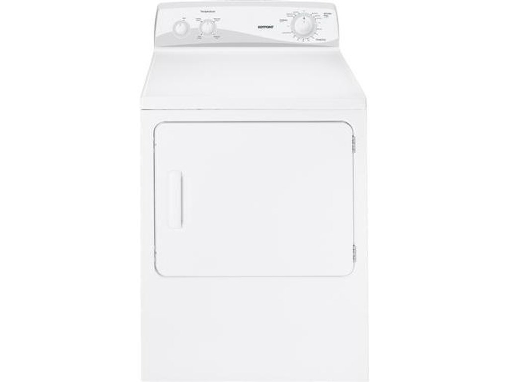 Hotpoint Dryers6.8 Cu. Ft. Electric Front-Load Dryer