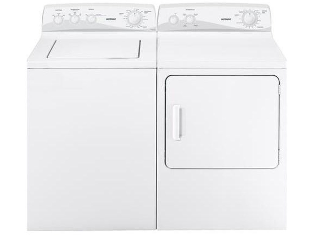 Hotpoint Dryers6.8 Cu. Ft. Gas Front-Load Dryer