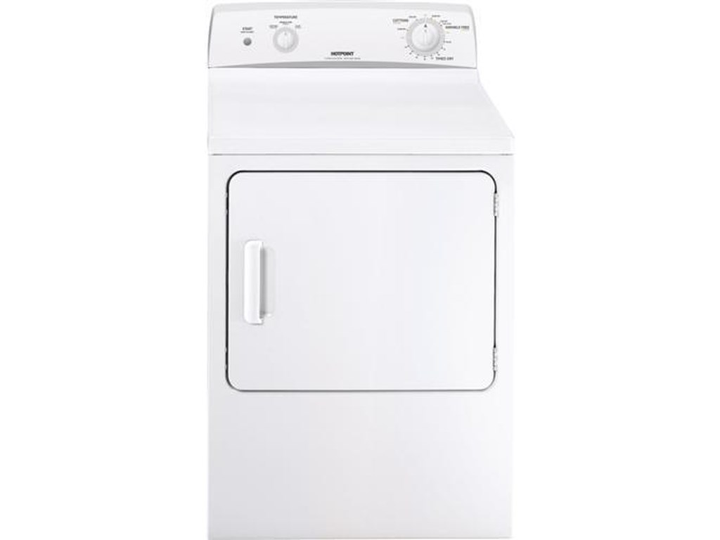 Hotpoint Dryers6.0 Cu. Ft. Front-Load Electric Dryer