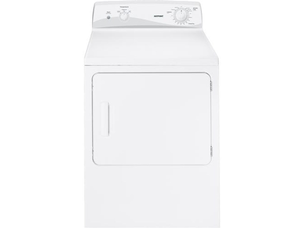 Hotpoint Dryers6.0 Cu. Ft. Gas Front-Load Dryer
