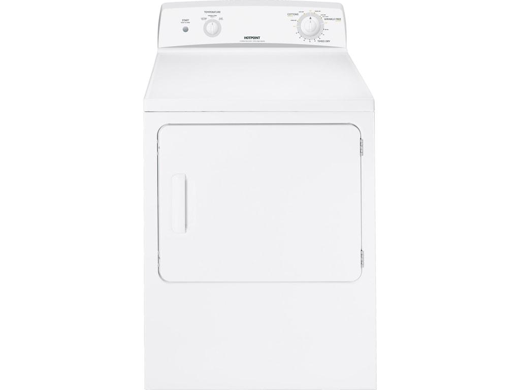 Hotpoint Dryers6.0 Cu. Ft. Capacity Dura Drum Dryer