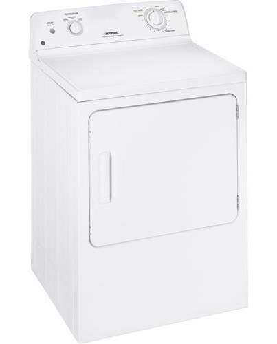 Hotpoint Dryers6.0 Cu. Ft. Front-Load Gas Dryer