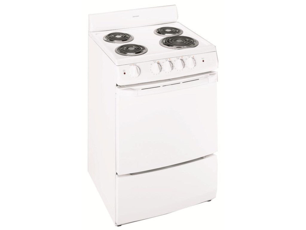 Hotpoint Electric Range24
