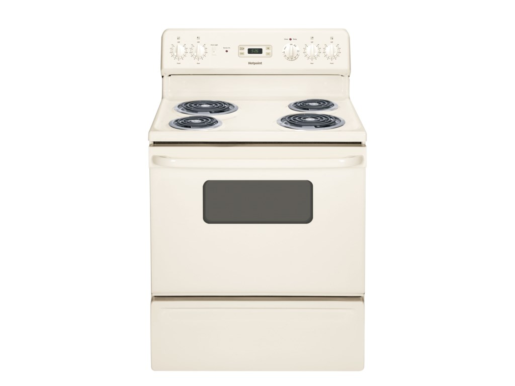 Hotpoint Electric Ranges - Hotpoint-46913897330