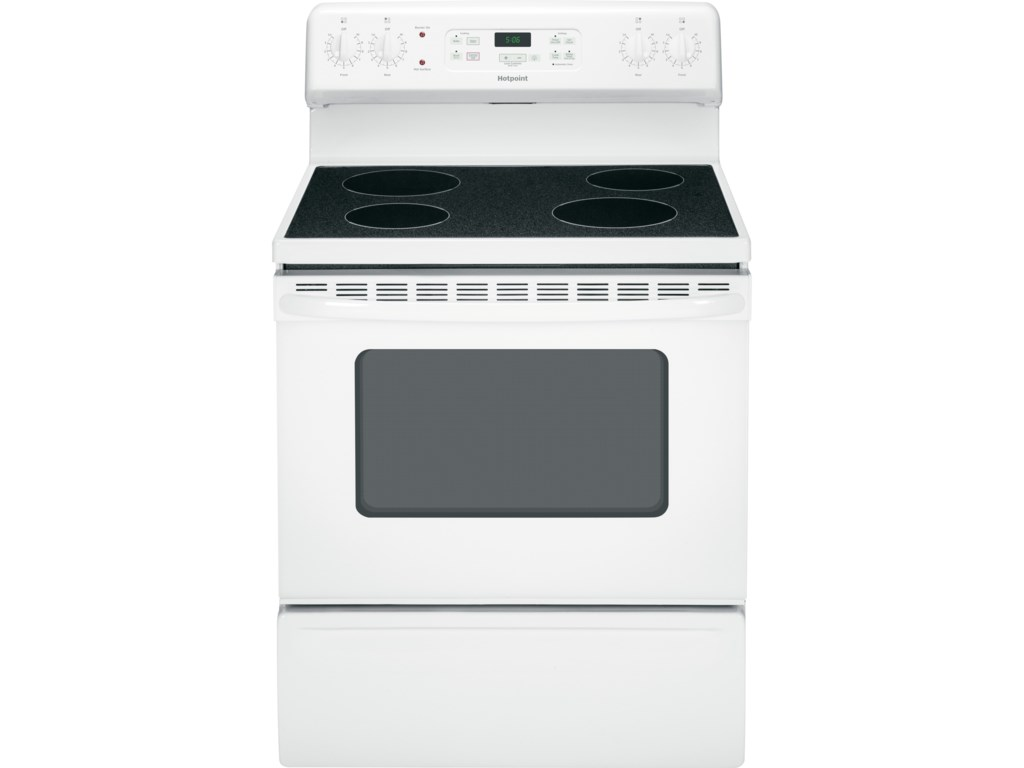 Hotpoint Electric Ranges - Hotpoint30