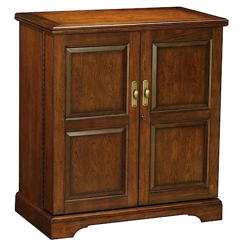 Howard Miller Americana Portable Hide-a-Bar Cabinet